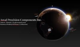 Arcal Precision Components Inc.