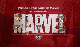 French Presentation - Marvel