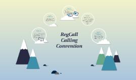 RegCall Calling Convention