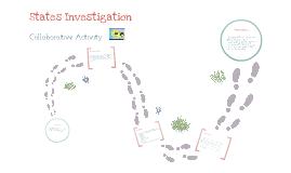 50 States Investigation!