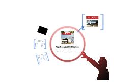 Presentation Psychological influences
