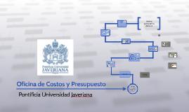 Copy of Oficina de Costos y Presupuesto