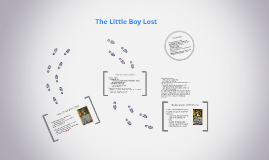 The Little Boy Lost by William Blake