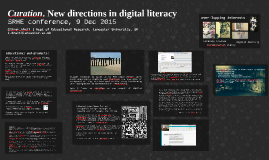 Curation & Digital Literacy