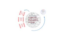 Copy of A magyar KKV szektor helyzete és fejlesztésének lehetőségei