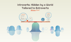 Introverts: Hidden by a World Tailored to Extroverts