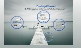 Free Legal Research - SLU Law