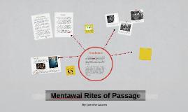 Mentawai Rites of Passage