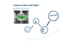 Audio an Video
