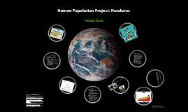 Human Population Project: Honduras