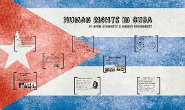 Human Rights in Cuba