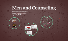 Counseling Men