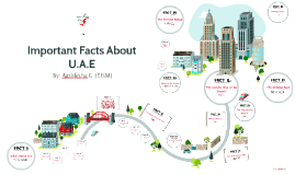 Important Facts About U.A.E