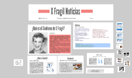X FRAGIL