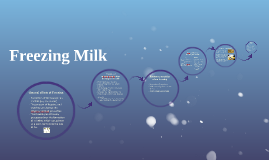 Freezing Milk