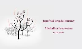 Japoński kręg kulturowy