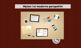 Copy of Myter i moderne perspektiv