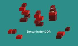 Zensur in der DDR