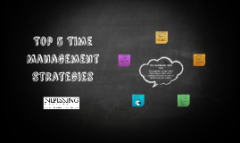 Top 5 Time Management Strategies