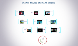 Copy of Disney Movies and Land Biomes