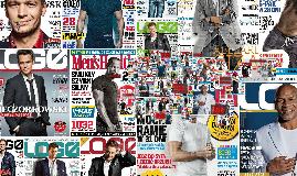 Kreowanie wizerunku mężczyzny w magazynach lifestylowych- Logo i Men's Health.