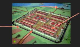 bij onze Poppin Presentatie over het Romeinse leger Kamp!!