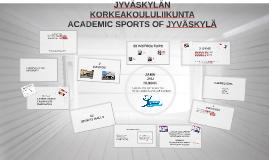 JAMK spring 18 Academic Sports