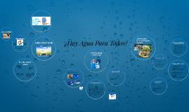 ¿Hay Agua Para Todos?