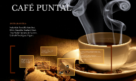 Copy of CAFÉ PUNTAL