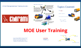 GPS User Training - Cherami
