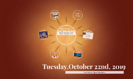 October Tuesday