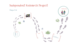 Independent Research Project: Steps 4-6