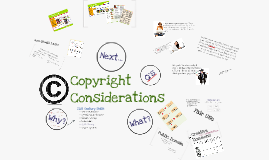 Copyright Considerations