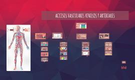 Copy of ACCESOS VACULARES VENOSOS Y ARTERIALES