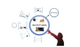 Jobs in the ICT Industry