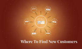 Where To Find New Customers