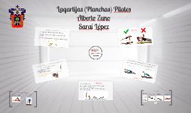 Lagartijas (Planchas) Pilates