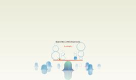 Special Education Awareness