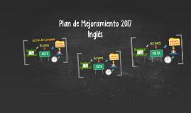 Plan de Mejoramiento 2017