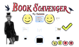 Today, (Week 1) At Book Scavenger FC you will learn...