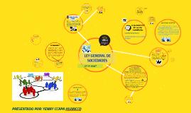 Copy of LEY GENERAL DE SOCIEDADES