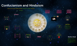 Confucianism and Hiduism