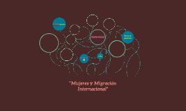 Procesos Migratorios (Investigación)