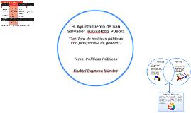 Politica Pública