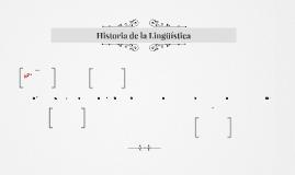 Historia de la Libngüistica