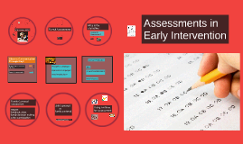Assessments in EI