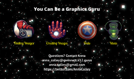 You Can Be a Graphics Guru