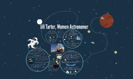 Jill Tarter, Women Astronomer