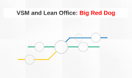 VSM and Lean Office: Big Red Dog