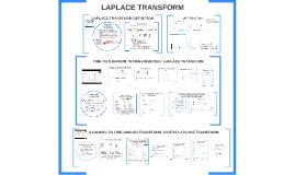 CA CH4: LAPLACE TRANSFORM